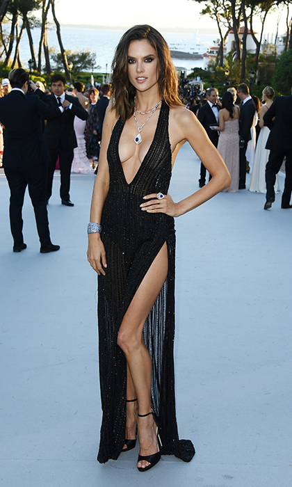 Alessandra Ambrosio in Redemption