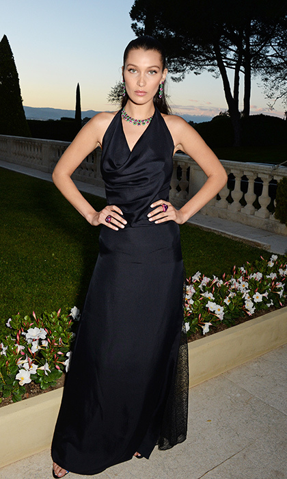 Bella Hadid in Dior