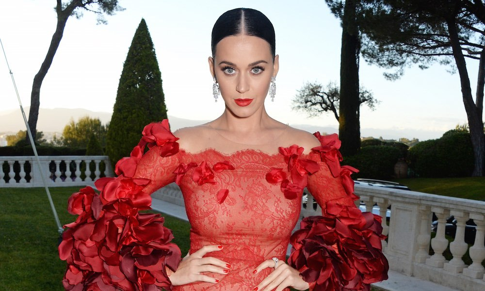 Katy Perry was joined by some of the world's biggest stars at the 2016 amfAR Gala in Cannes. 