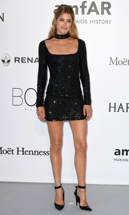 Doutzen Kroes in Tom Ford