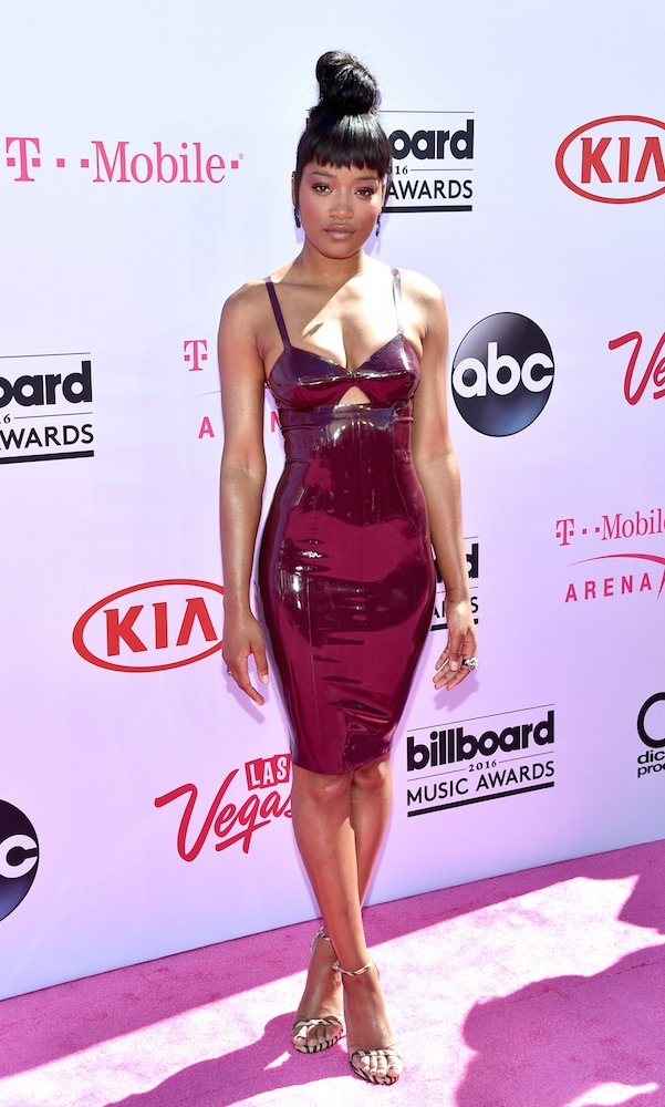 Keke Palmer in House of Harlot.