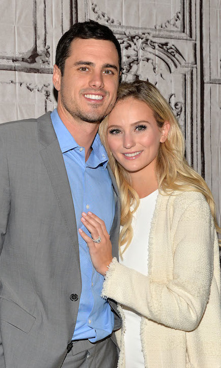 THE BACHELOR, season 20: Ben Higgins and Lauren Bushnell