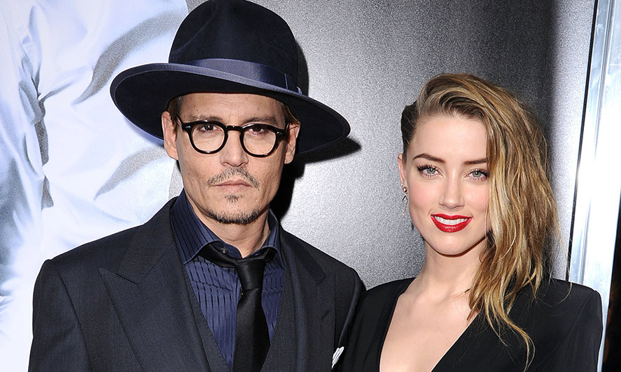 Johnny Depp and Amber Heard have split after 15 months of marriage. 