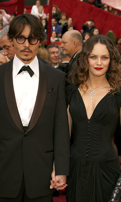 The film star has two children with Vanessa Paradis. 