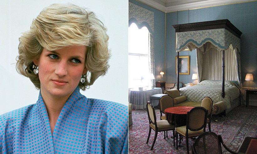 Princess Diana 39 S Childhood Home Open To Guests For 51 000