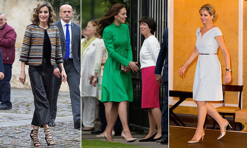 This week's best royal style.