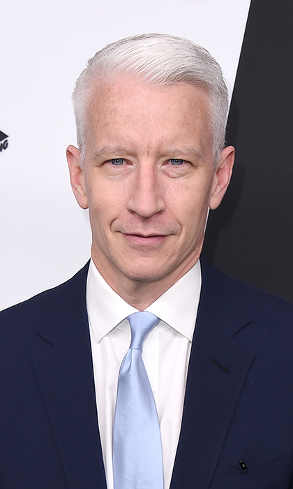 <h2>ANDERSON COOPER</h2>