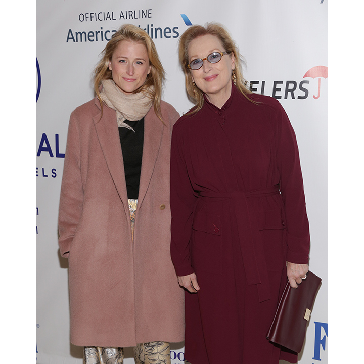 Meryl Streep and Mamie Gummer 