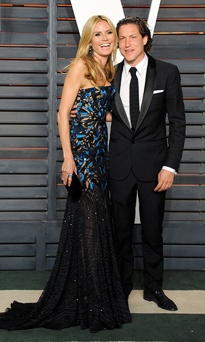 <strong>Heidi Klum and Vito Schnabel</strong> - Age gap: 13 years