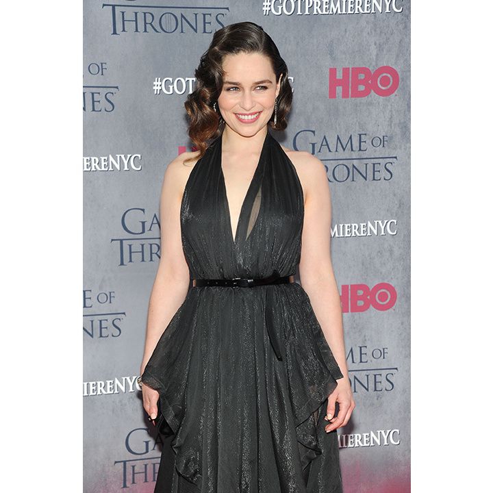 <h2>Emilia Clarke</h2>