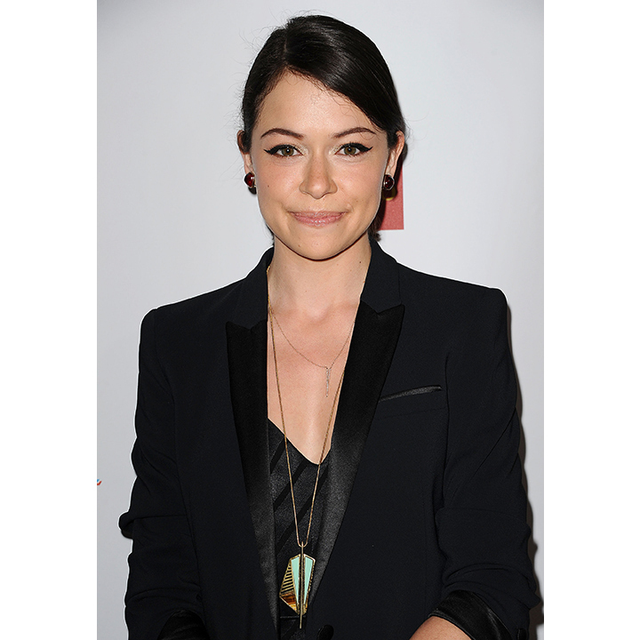 <h2>Tatiana Maslany</h2>