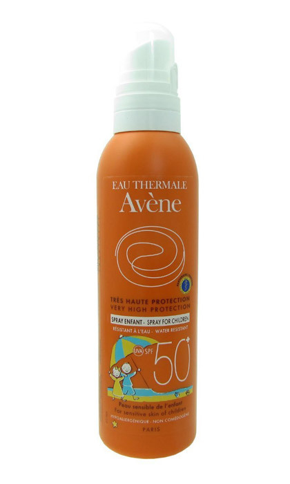 "<b>Eau Thermale Avène High Protection Body Spray SPF 50+</b>, $33, at drugstores and mass-market retailers,, <a href=""http://www.eau-thermale-avene.ca"" target=""_blank"">eau-thermale-avene.ca</a>"