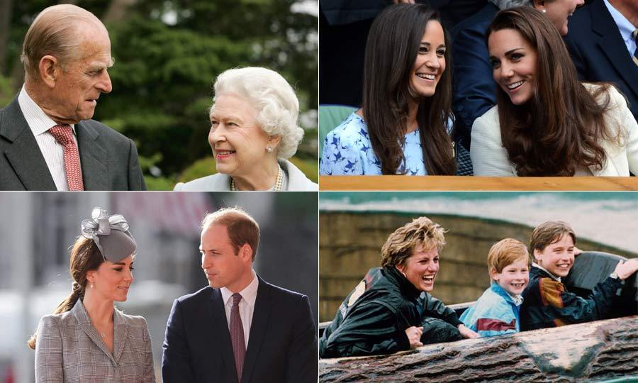 Royal Nicknames See Which Pet Names The British Royals