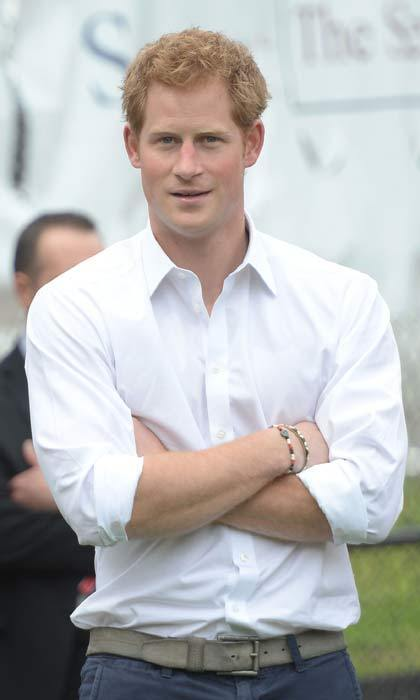 "Prince Harry's friends refer to him as 'Spike.' The young royal had a Facebook account that used the pseudonym 'Spike Wells' for four years until it was shut down because it posed a ""security risk.""