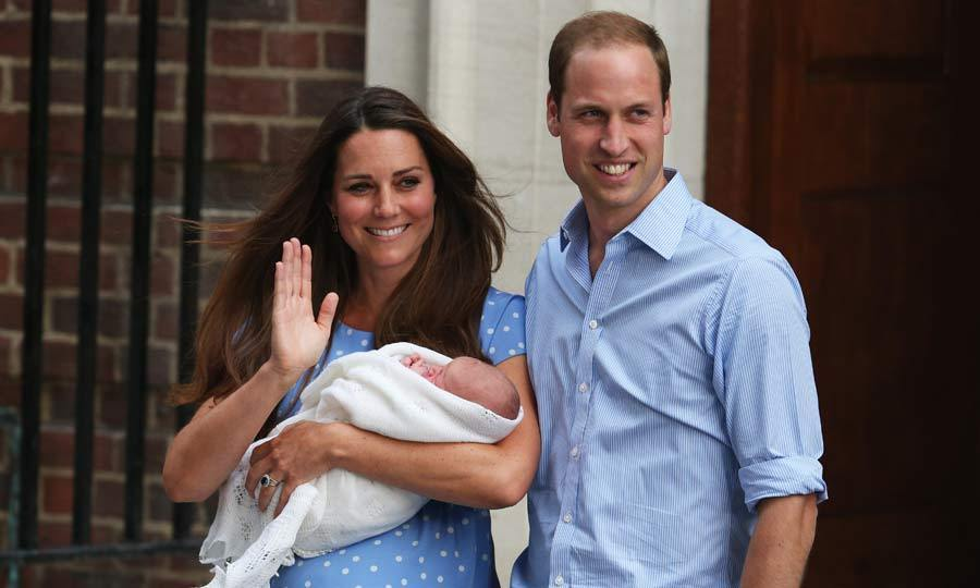 "While <strong><a href=""/tags/0/kate-middleton"">Kate</a></strong> was pregnant with <strong><a href=""/tags/0/prince-george"">Prince George</a></strong>, she and husband <strong><a href=""/tags/0/prince-william"">Prince William</a></strong> are said to have called their unborn baby ""our little grape."" 