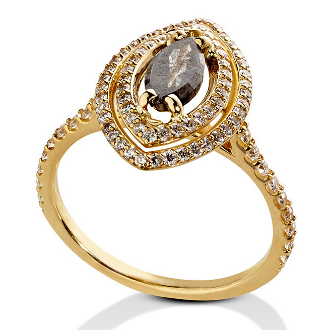 "<strong>Veil Bridal Collection Eclipse Ring</strong>, $7,500, <a href=""http://erintracy.ca"" target=""_blank"">erintracy.ca</a>"