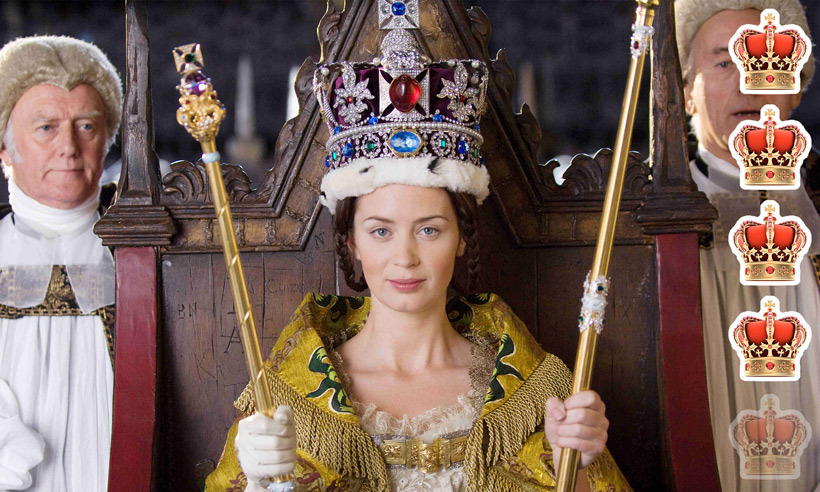 <strong>Movie</strong>: <em>The Young Victoria</em>