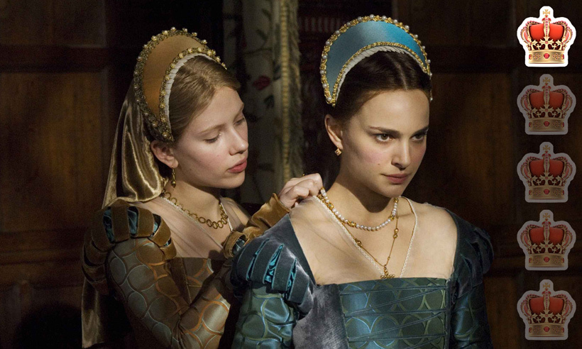 <strong>Movie</strong>: <em>The Other Boleyn Girl</em>