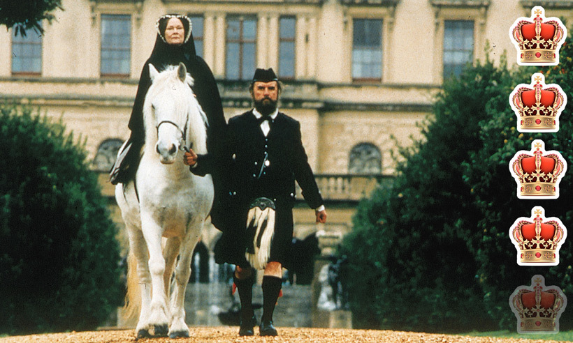 <strong>Movie</strong>: <em>Mrs. Brown</em>