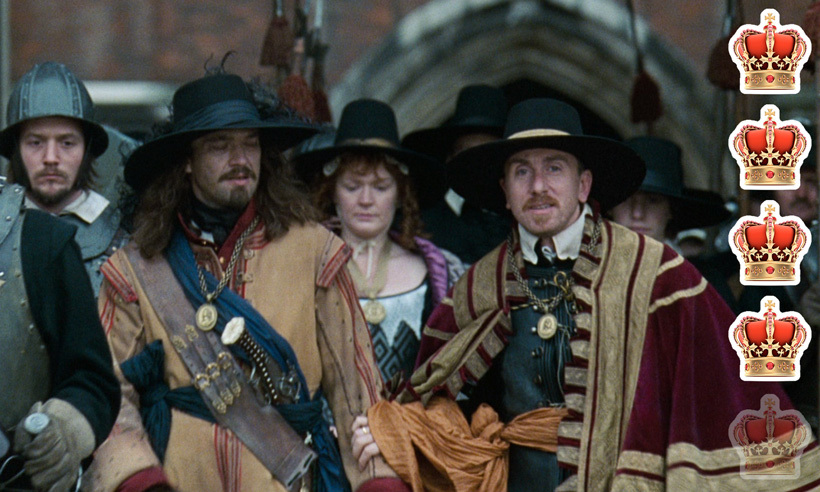 <strong>Movie</strong>: <em>Charles I: To Kill a King</em>