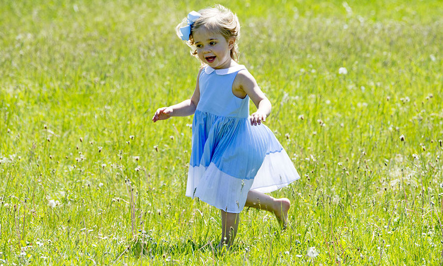 Princess Leonore of Sweden carried out her first official engagement on June 3, travelling to her duchy, Gotland province, for a day of fun with proud parents Princess Madeleine and Chris O'Neill.