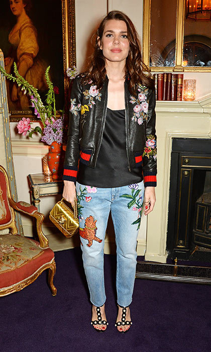 Charlotte Casiraghi 