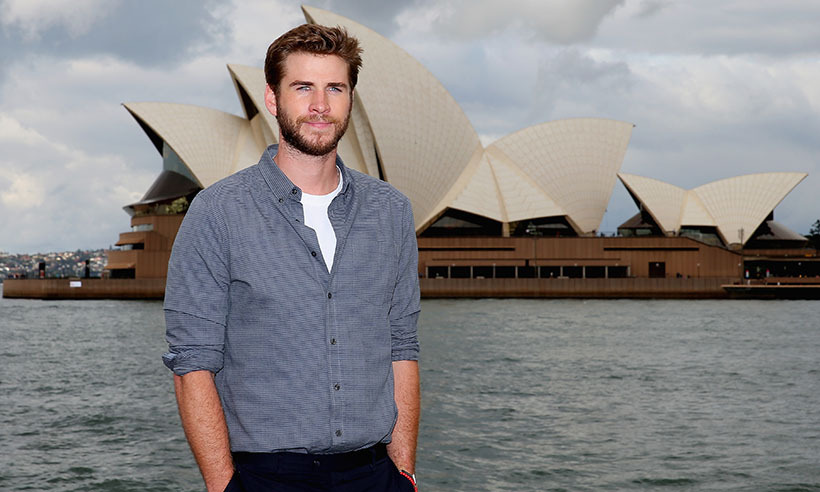 Liam Hemsworth headed back home to Australia to promote his latest blockbuster <i>Independence Day Resurgence</i> in Sydney. 