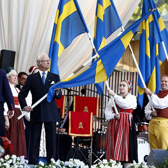 National Day's origins date back to the 1890s when architect Artur Hazelius hosted a day of celebration at the Skansen, an open-air museum he built on Djurgården Island. Much of today's celebrations are hosted at the venue. 