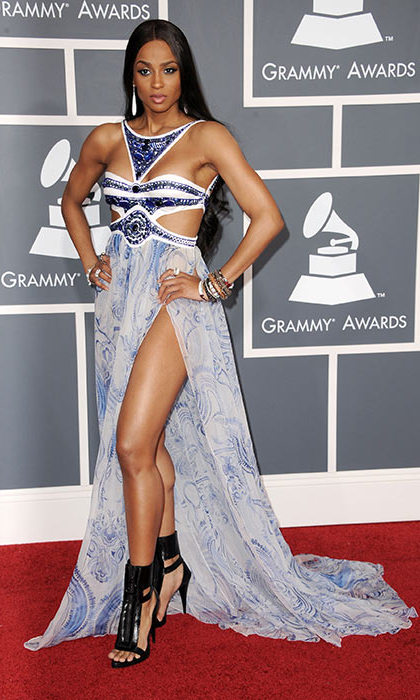 Ciara in Pucci, Grammy Awards 2011.