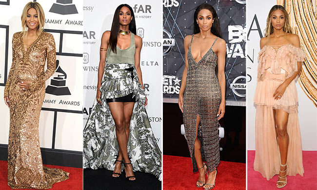 Ciara is one star who continuously slays! Click through for her best looks...