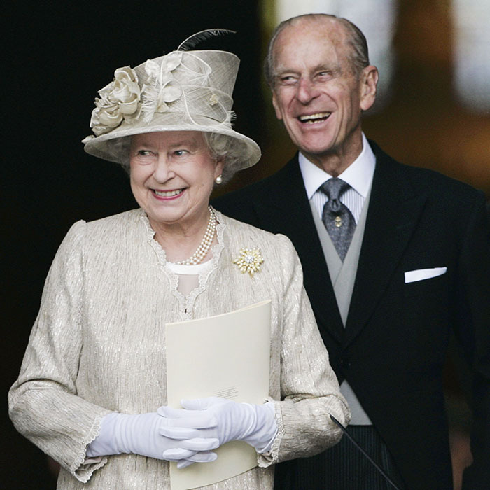 Even though he has many interests and hobbies, nothing makes him happier than spending time with his wife of more than six decades, the Queen. 