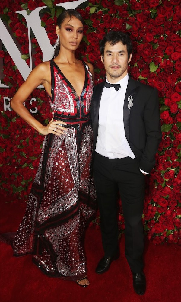 Joan Smalls and Joseph Altuzarra