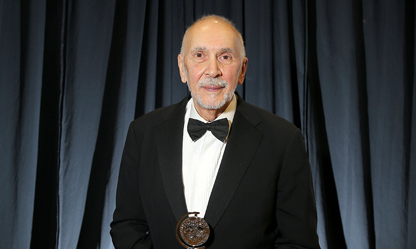The actor, who scored an Oscar nomination for his performance in <i>Frost Nixon</i>, won his fourth Tony in 2016 for Best Performance by an Actor in a Leading Role in the play <i>The Father</i>. Throughout his five-decade career, Frank has successfully bridged a career both onscreen and in theatre. 