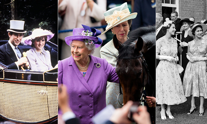 Every year in June, the royals come together to experience one of the Queen's favourite events, Royal Ascot. From Ladies Day to the Gold Cup race, it's an annual celebration that combines sport with family fun for the monarch. 
