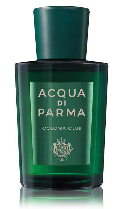 "<strong>Aqua di Parma Colonia Club Eau de Cologne</strong>, $110 for 50 ml, at Holt Renfrew, <a href=""_blank"" target=""_blank"">holtrenfrew.com</a>"