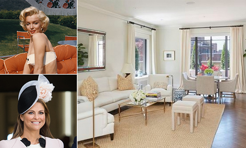 New York Condo Owned By Marilyn Monroe And Princess