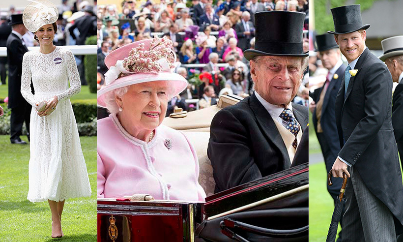 Click through for the most memorable moments from Royal Ascot 2016.
