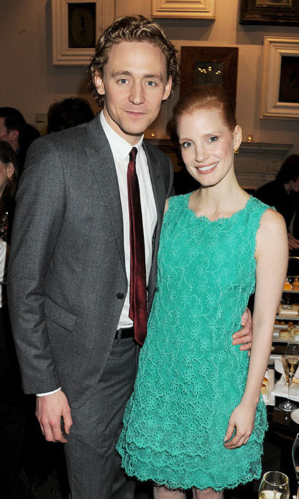 <h3>Jessica Chastain</h3>