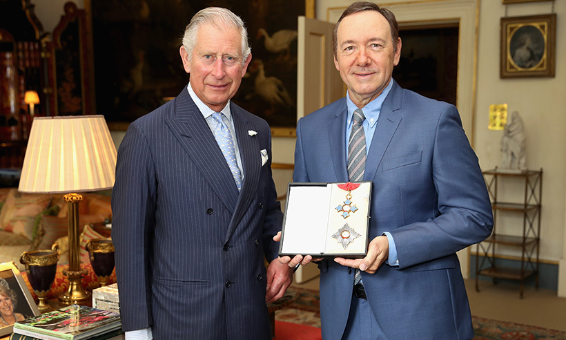 Image result for kevin spacey and prince charles