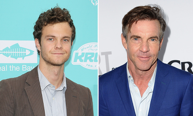 <h2>Dennis and Jack Quaid</h2>