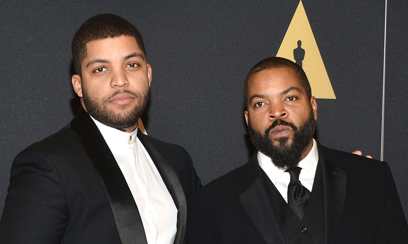 <h2>Ice Cube and O'Shea Jackson Jr.</h2>