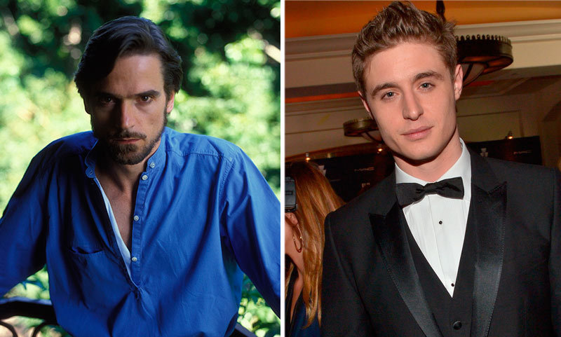 <h2> Jeremy and Max Irons</h2>