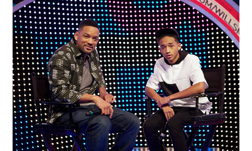 <h2>Will and Jaden Smith</h2>