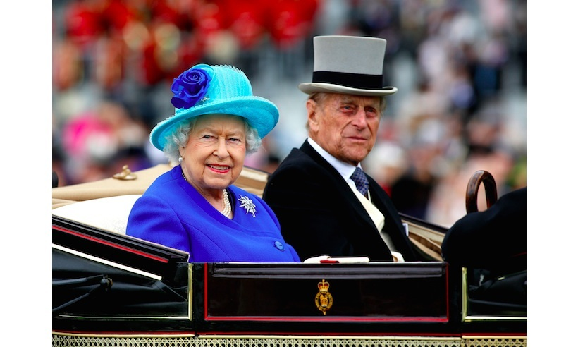 Her Majesty and Prince Philip were greeted with pomp and pageantry on the final day of Royal Ascot on Saturday (Jun. 18).