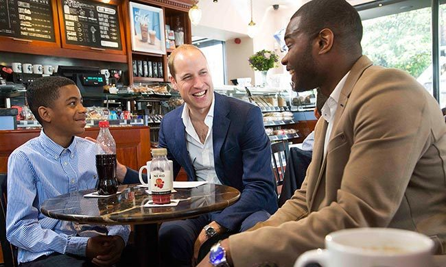Prince William spoke about his children on Father's Day.