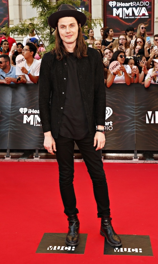 James Bay.