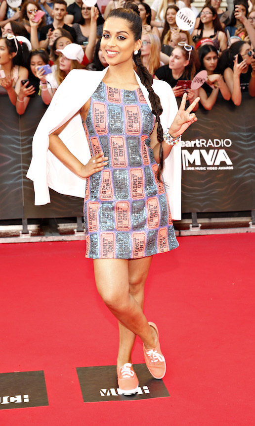 Lilly Singh in Hayley Elsaesser