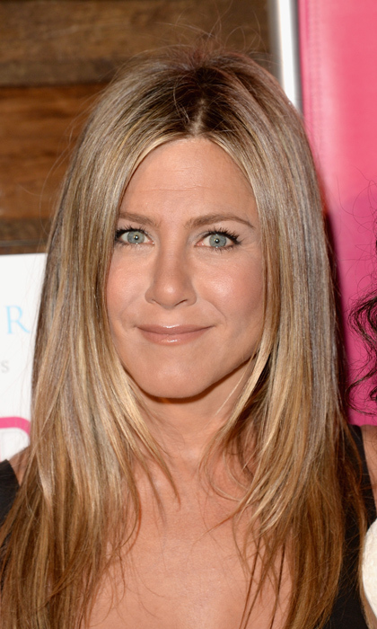 Jennifer Aniston's signature toned arms and abs can be credited to her intense yoga practice, led by celebrity yoga instructor Mandy Ingber. 