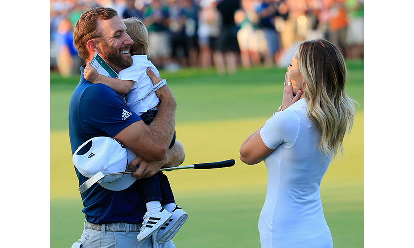 Paulina Gretzky And Son Tatum Share Sweet Moment With