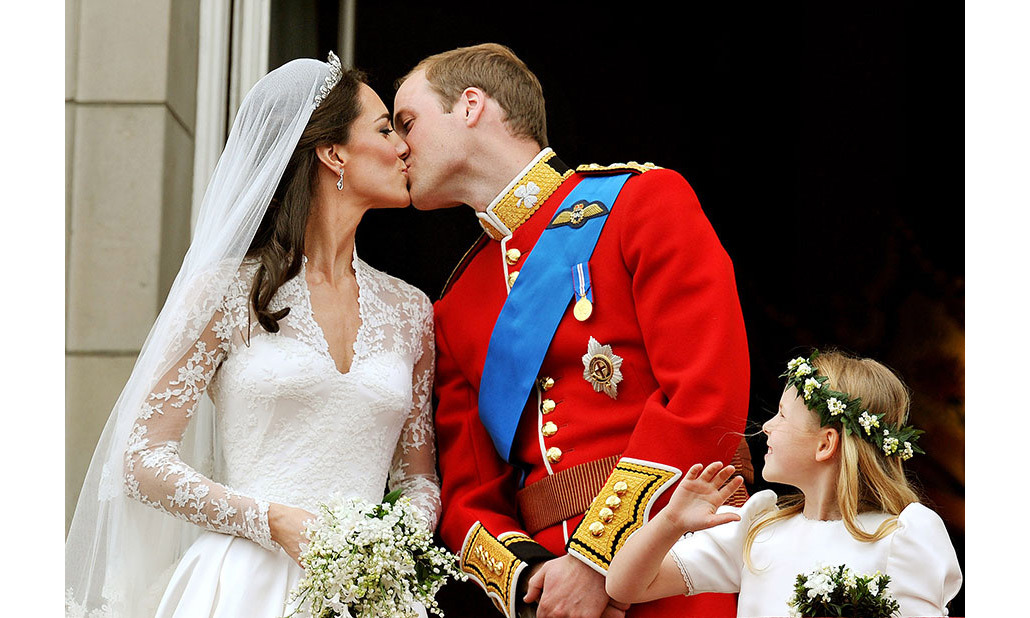 <p>In 2011, Prince William and Kate became husband and wife in a ceremony watched by millions the world over.</p>